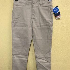 French Toast Little Boys School Uniform Pants khak